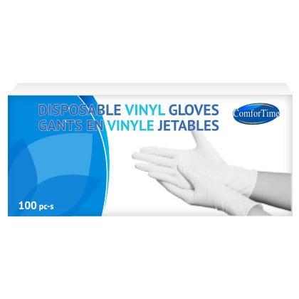 comfortime-gloves vinyl